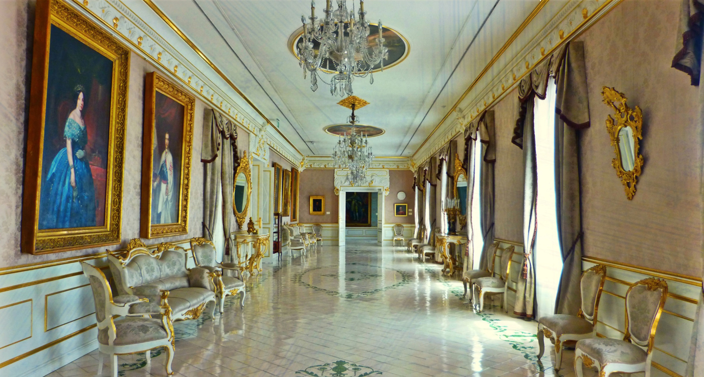 Palacio Sala Interior